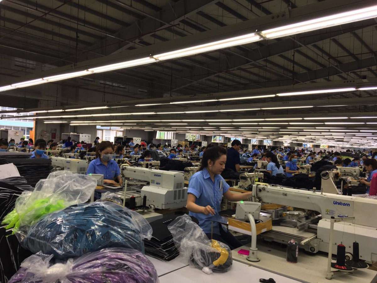 List of Clothing Manufacturers in Vietnam